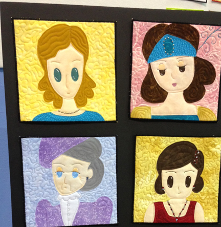 Downton Characters Cheryl Sleboda