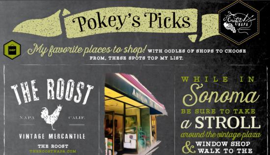 Pokey's Picks